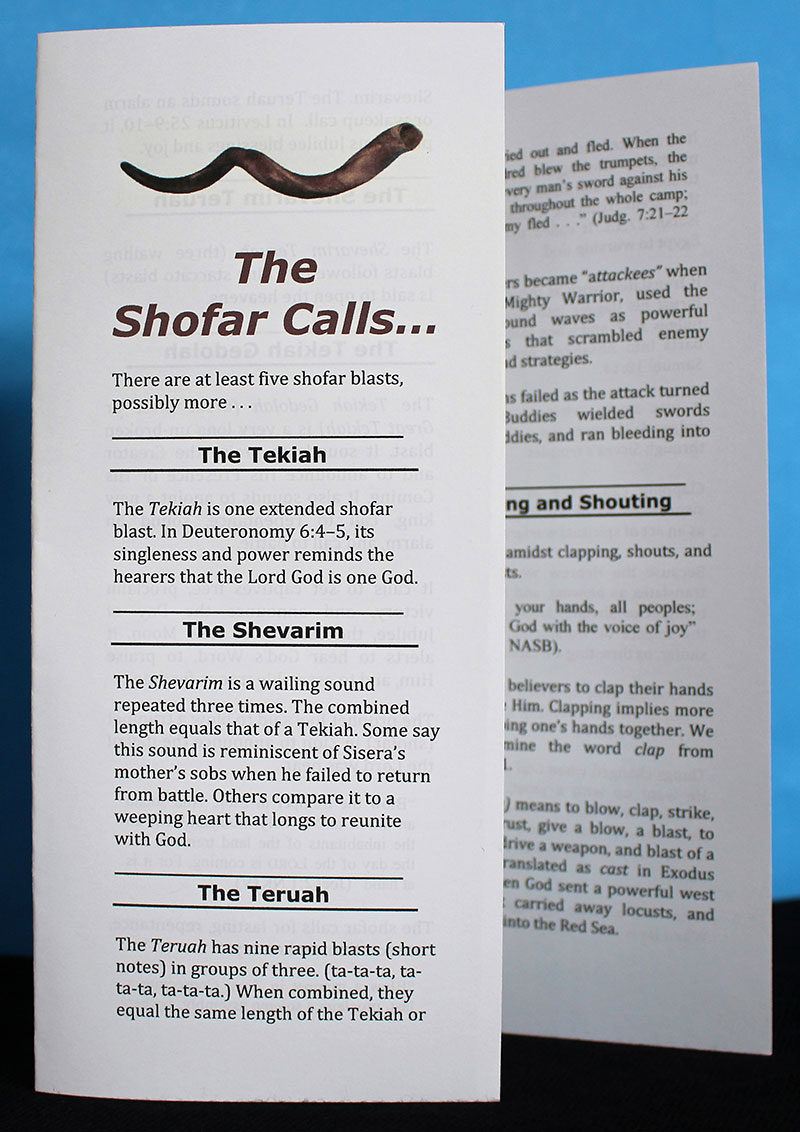 The Shofar Calls
