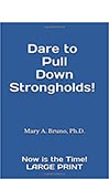 Dare to Pull Down Strongholds LARGE PRINT