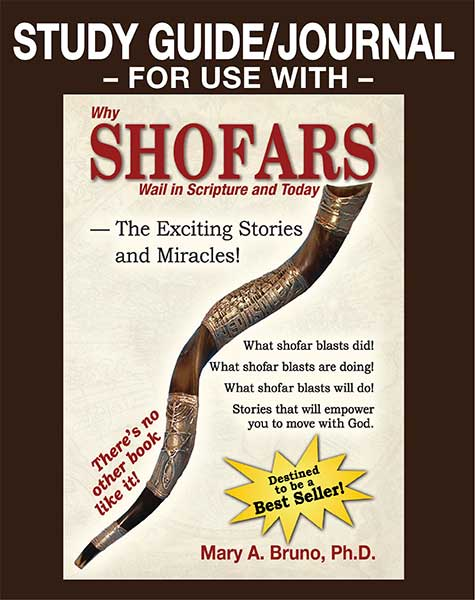 STUDY GUIDE/JOURNAL – FOR USE WITH – Why shofars Wail in Scripture and Today